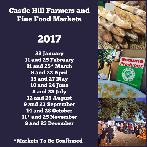 Castle Hill Markets
